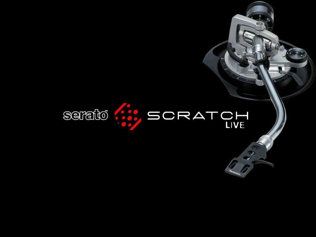Serato Scratch Live Wallpaper  amp  Desktop Pics